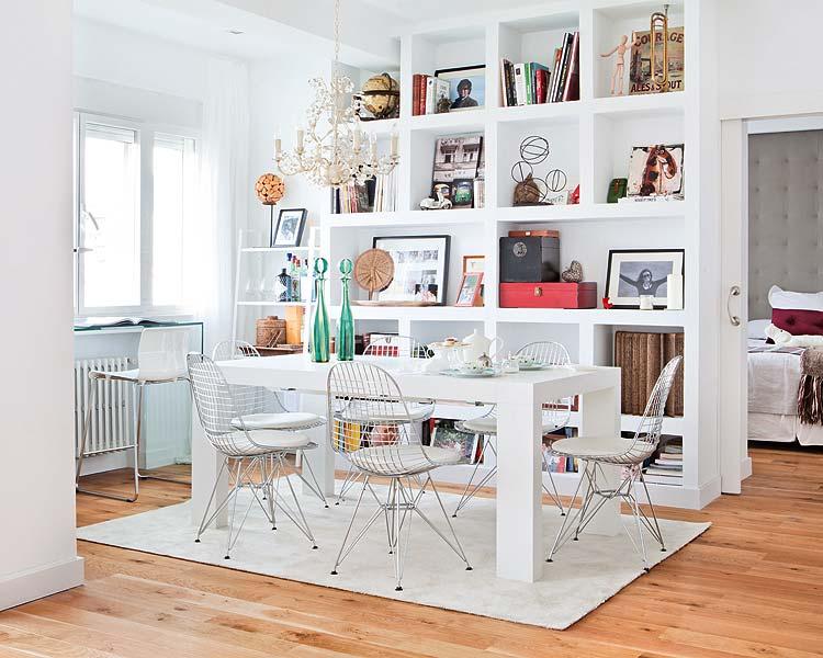 Objetos pessoais são sempre necessários. Eles dão cor e personalidade à sua casa