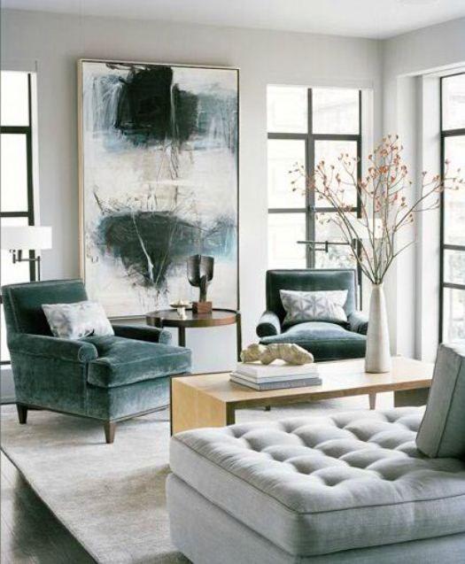 Transformação perfeita. Paleta clássica usada em um projeto moderno. Super elegante!