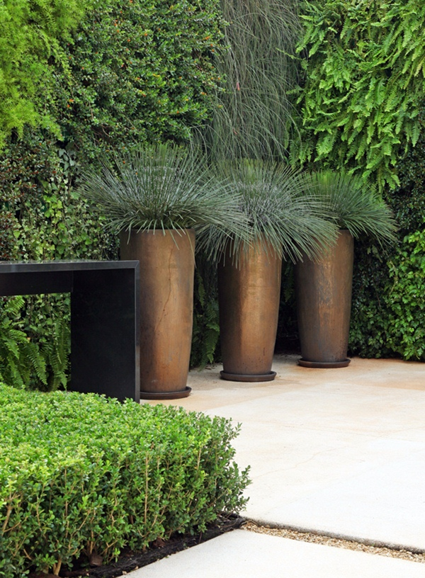 25 Ideias para Decorar um Quintal Pequeno - Cores da Casa
