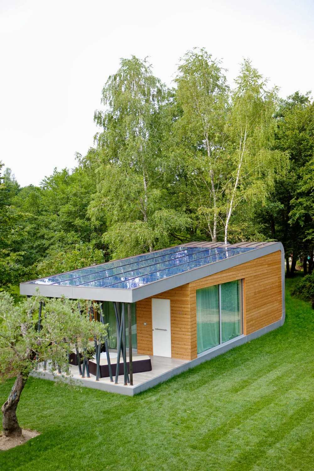 Environmentally Sustainable House Design Architecture Innovative House  Design